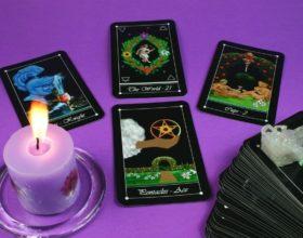 Descubre las diferentes tirada de cartas de Tarot