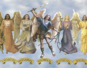 Los angeles de cada signo del zodiaco