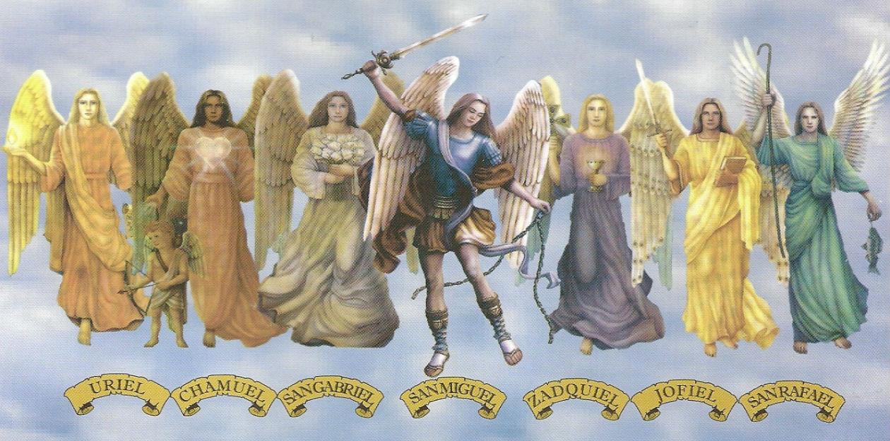 Los angeles de cada signo del zodiaco - Signos del zodiaco caracteristicas de cada uno ...