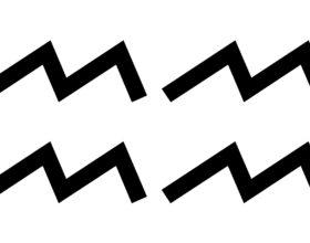 Acuario y Acuario – Compatibilidad de signos